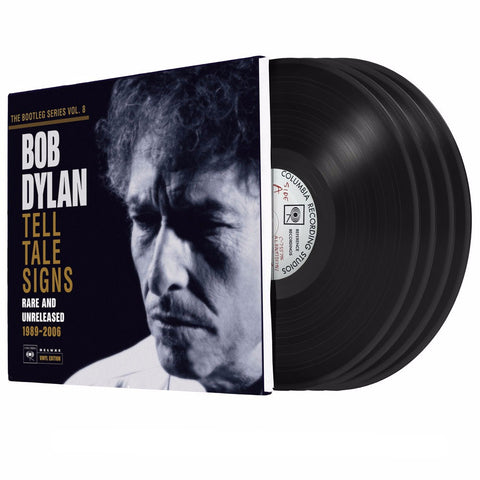 Bob Dylan | Tell Tale Signs: The Bootleg Series Vol. 8 | 180g Vinyl 4LP Box Set