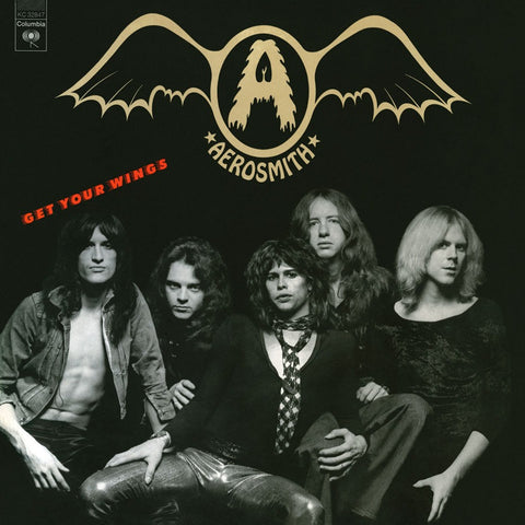Aerosmith | Get Your Wings | Vinyl LP