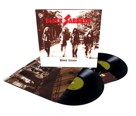 Black Sabbath | Past Lives | Deluxe Edition 180g Vinyl 2LP