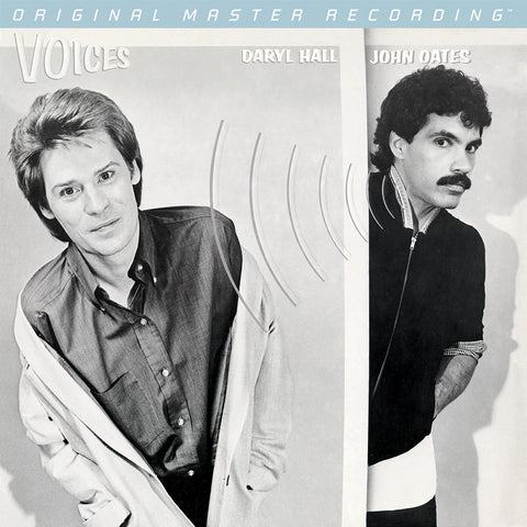 Hall & Oates | Voices | SACD