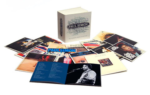 Paul Simon | Complete Albums Collection | CD Set