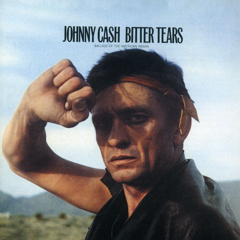 Johnny Cash | Bitter Tears: Ballads of the American Indian | 180g Vinyl LP [Import]