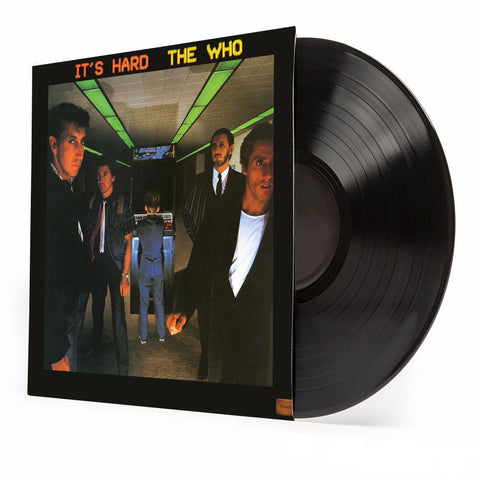 The Who | It's Hard | Vinyl LP