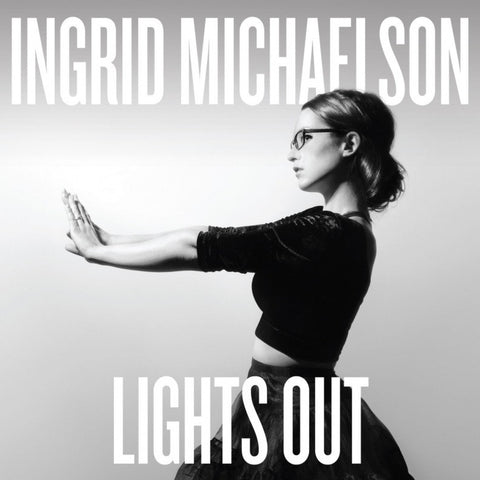 Ingrid Michaelson | Lights Out  | Vinyl LP Pink Colored