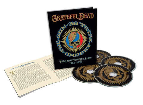 Grateful Dead | 30 Trips Around The Sun: The Definitive Live Story  1965-1995 | CD Set
