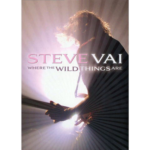 Steve Vai | Where the Wild Things Are | DVD