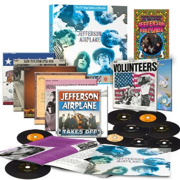 Jefferson Airplane | The CD Vinyl Replica Collection | CD Set