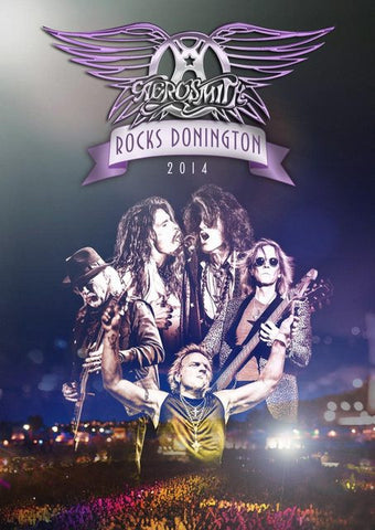 Aerosmith | Rocks Donnington 2014 | Poster
