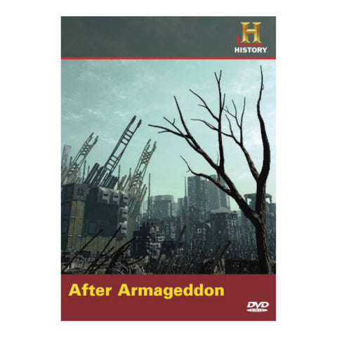 History Store | After Armageddon | DVD