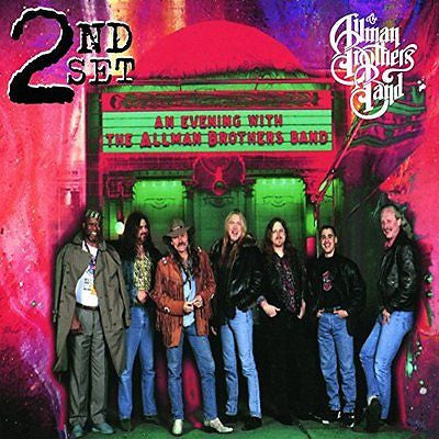 The Allman Brothers Band | An Evening with the Allman Brothers Band: 2nd Set [Import] | 2LP 180g Vinyl