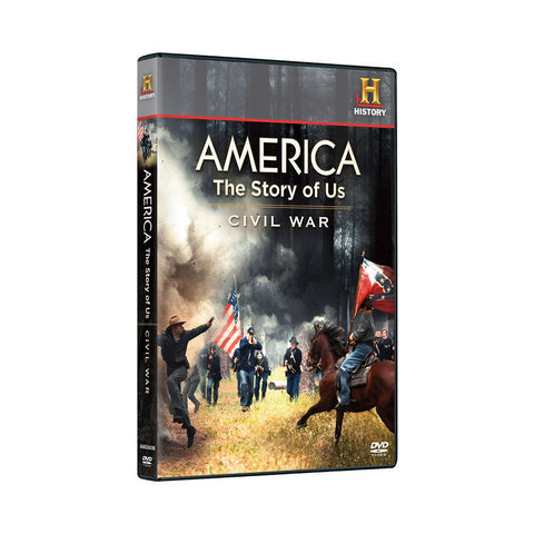 History Store | America: The Story of Us (Volume 3: Civil War) | DVD