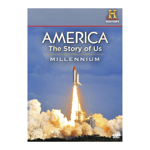 History Store | America: The Story of Us (Volume 6: Millennium) | DVD