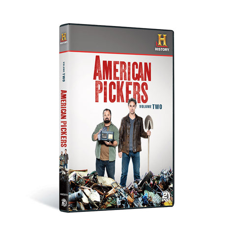 History Store | American Pickers (Volume 2) | DVD