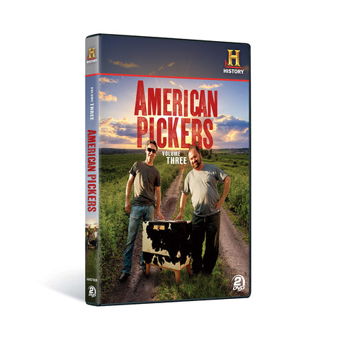History Store | American Pickers (Volume 3) | DVD