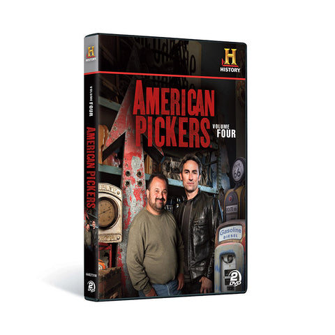 History Store | American Pickers (Volume 4) | DVD