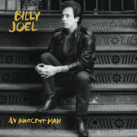 Billy Joel | An Innocent Man | Vinyl LP 180g (Clear Vinyl)