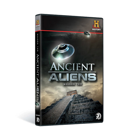History Store | Ancient Aliens (Season 2) | DVD