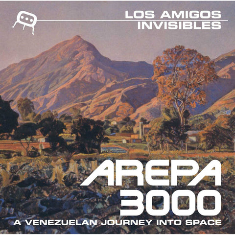 Los Amigos Invisibles | Arepa 3000: A Venezuelan Journey Into Space  | Vinyl 2 LP
