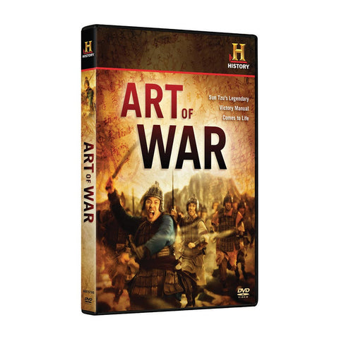 History Store | Art of War (A&E) | DVD