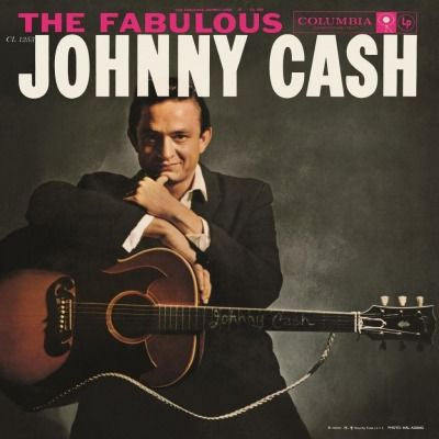 Johnny Cash | The Fabulous Johnny Cash | 180g Vinyl LP (Mono)