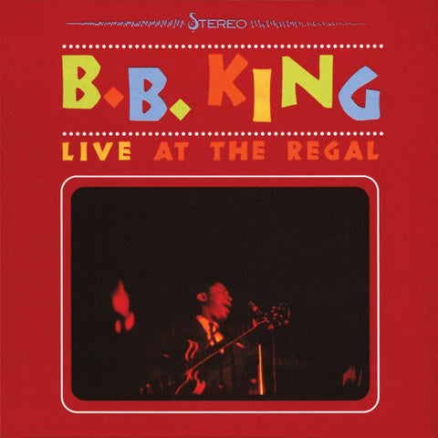 B.B. King | Live at the Regal | 180g Vinyl LP