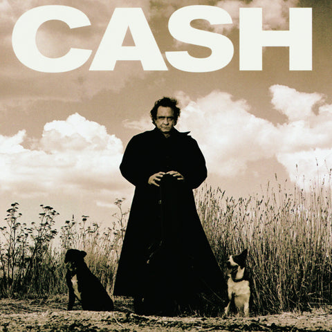 Johnny Cash | American Recordings | 180g Vinyl LP