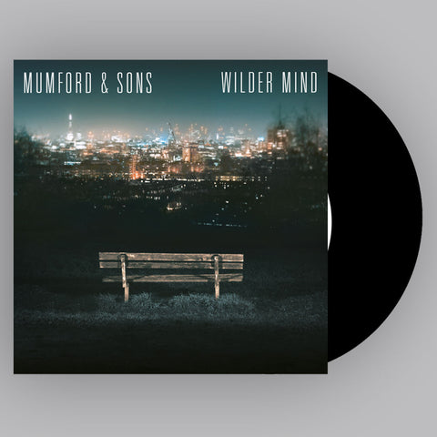 Mumford & Sons | Wilder Mind | Vinyl 2LP