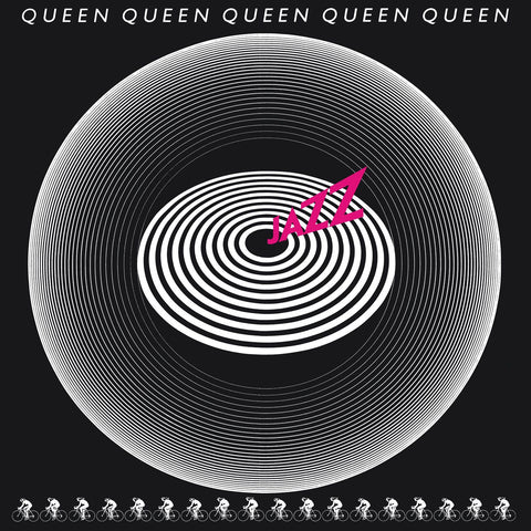 Queen | Jazz | 180g Vinyl LP