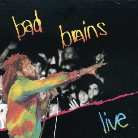 Bad Brains | Live | 180g Vinyl LP