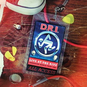 D.R.I. | Live At The Ritz 1987 | Vinyl LP
