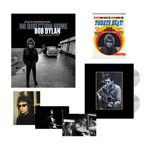 Bob Dylan | No Direction Home: 10th Anniversary | Deluxe Box Set