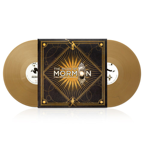 Various Artists | The Book of Mormon: Original Soundtrack | Limited Edition Gold Colored Vinyl 2LP