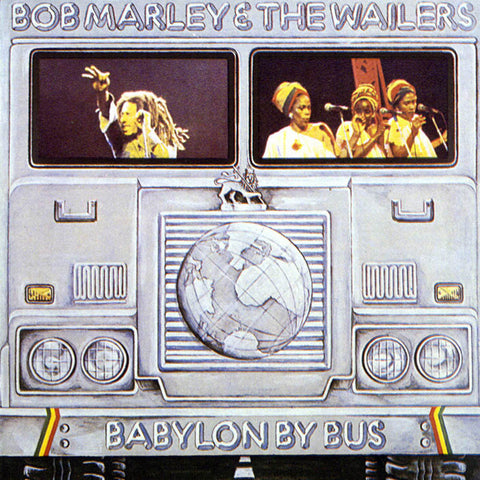 Bob Marley | Babylon By Bus | 2 180g Vinyl LP