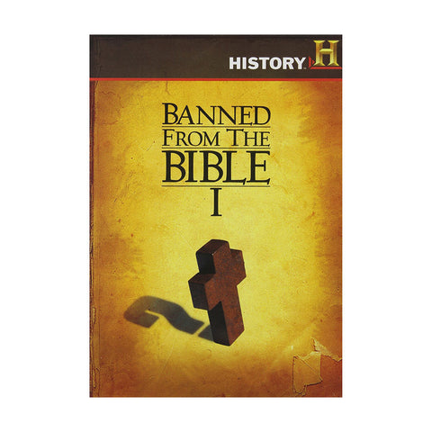 History Store | Banned from the Bible I | DVD