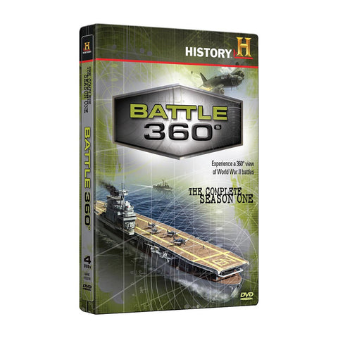 History Store | Battle 360° (Season 1) | DVD