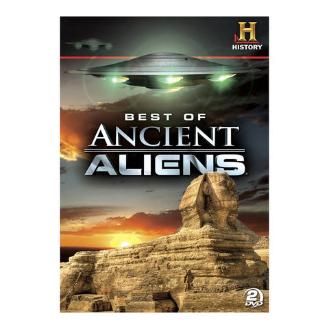 History Store | Best of Ancient Aliens | DVD