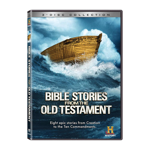 History Store | Bible Stories from the Old Testament | DVD