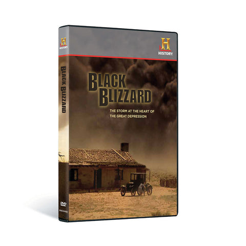 History Store | Black Blizzard | DVD