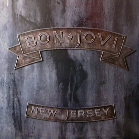 Bon Jovi | New Jersey | 180g Vinyl 2LP [UK Import]