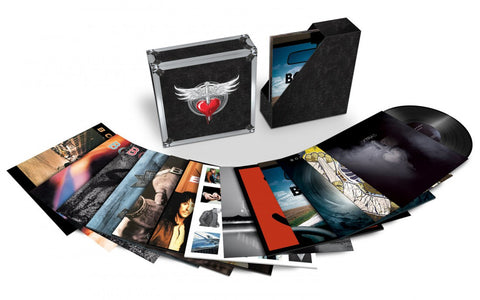 Bon Jovi | The Albums | 180g Vinyl 25 LP Box Set