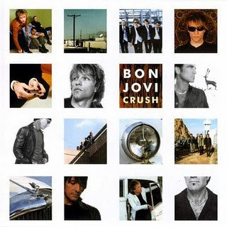 Bon Jovi | Crush  | 180g Vinyl 2 LP [UK Import]