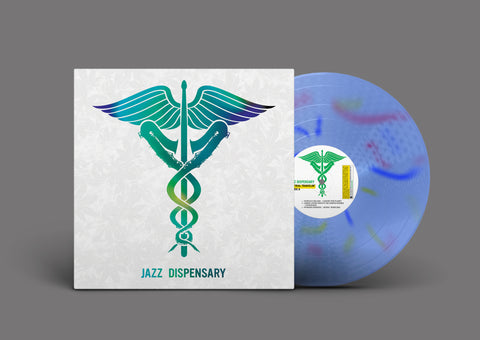 Various Artists | Jazz Dispensary: Astral Travelin' |Color Vinyl LP