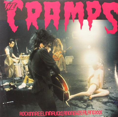The Cramps | Rockinnreelininaucklandnewzealandxxx | 180g Vinyl LP [Import]