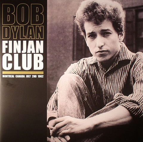 Bob Dylan | Live at Finjan Club in Montréal - July 2nd, 1962 | 180g Vinyl 2LP (with CD)