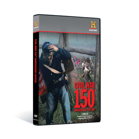 History Store | Civil War: 150th Anniversary Edition | DVD