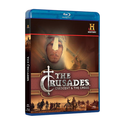 History Store | The Crusades: Crescent & the Cross | Blu-ray