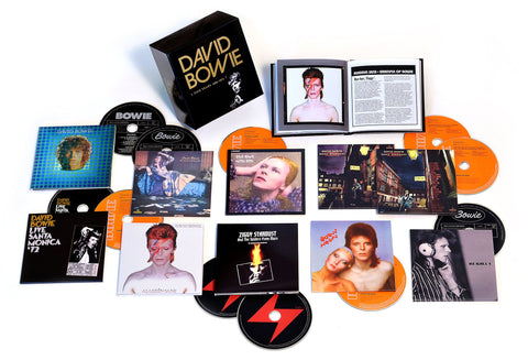 David Bowie | Five Years 1969-1973 | 12 CD BoxSet