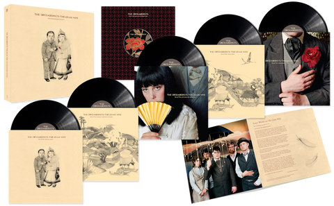 The Decemberists | The Crane Wife: 10th Anniversary | Deluxe Vinyl / Blu-ray Box Set
