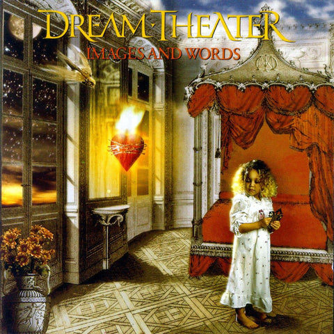 Dream Theater | Images and Words [Import] | 180g Vinyl LP