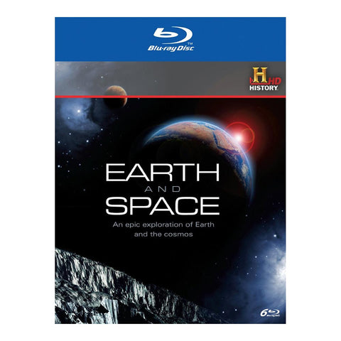 History Store | Earth and Space | Blu-ray